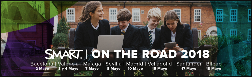 SMART | ON THE ROAD 2018